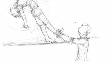 Séquence 8 dessin TEK - Barre Russe