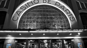 Devanture Casino de Paris