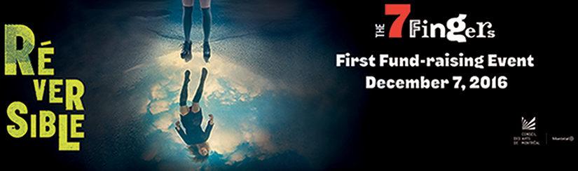 First fund-raising event, December 7th 2016