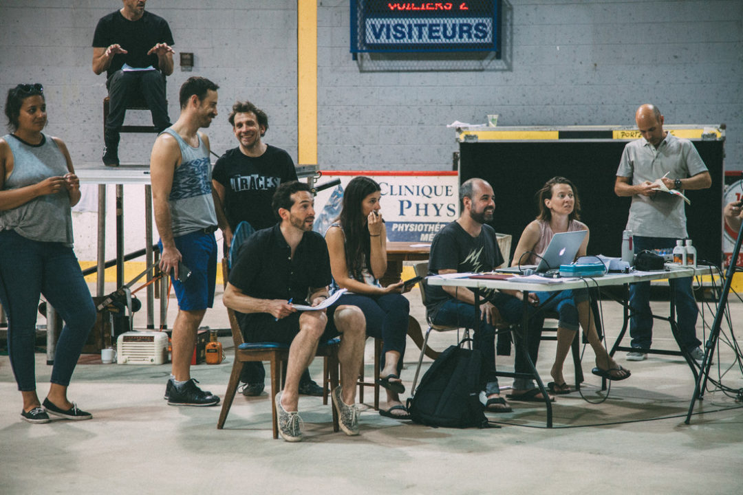 Création auditorium Verdun meeting